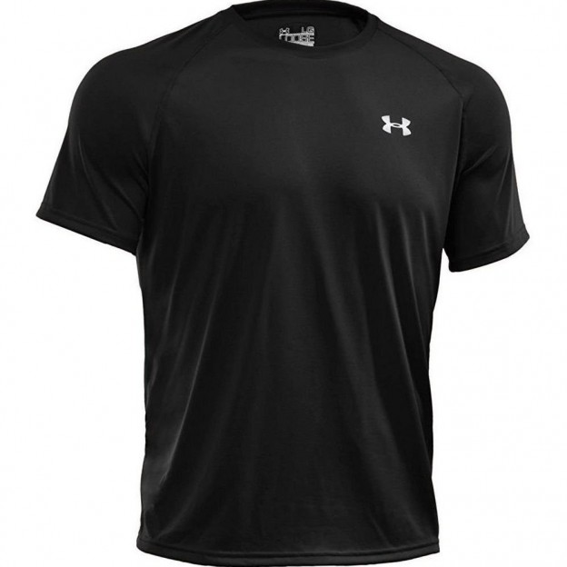 camiseta running under armour hombre